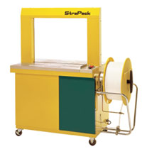 Automatic Strapping Machine by Strapack model RQ-8