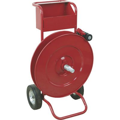 Steel Strapping Cart