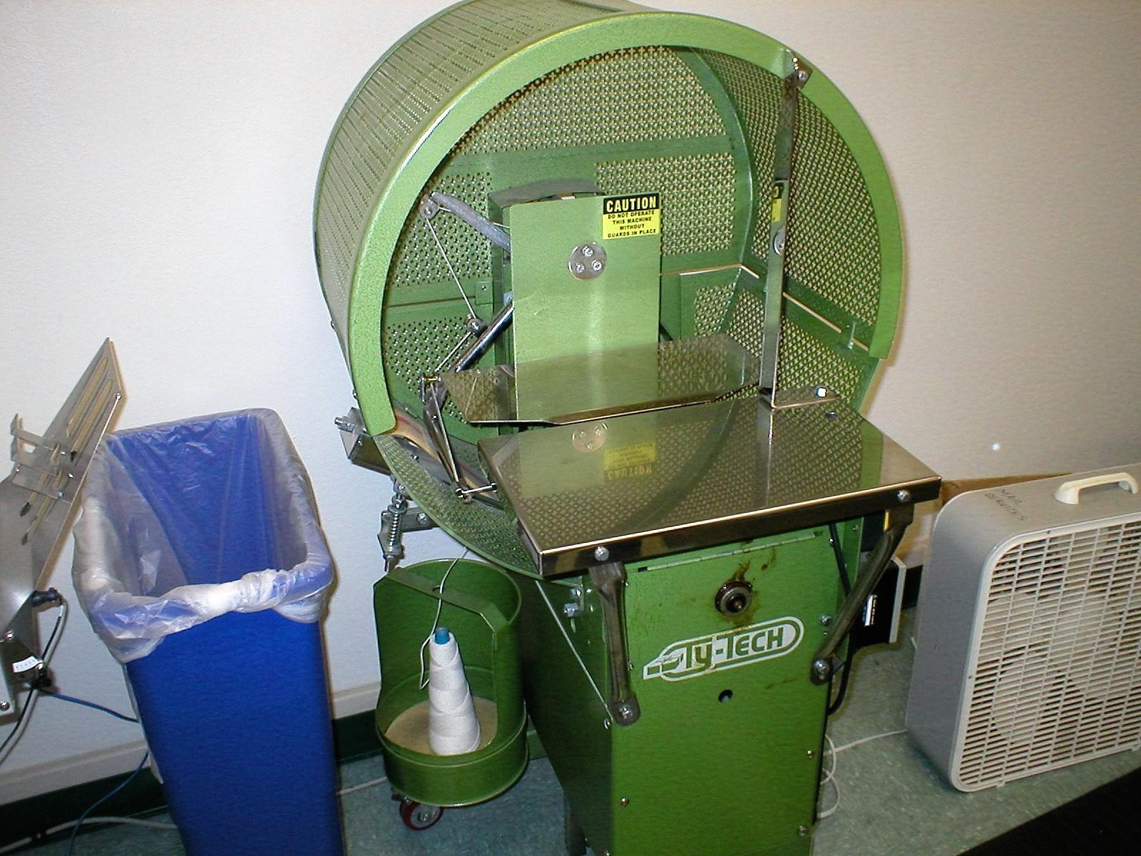Used Ty-Tech Tying Machine