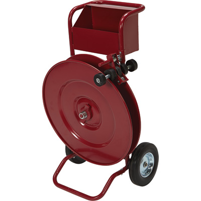 Poly Strapping Cart